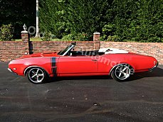 1968 Oldsmobile Cutlass for sale 100767201