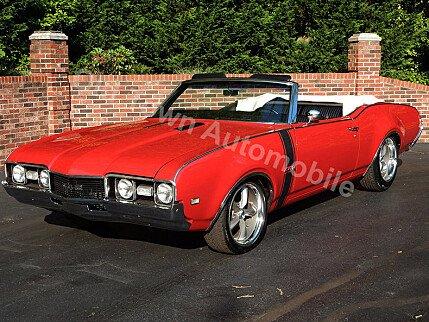 1968 Oldsmobile Cutlass for sale 100767201