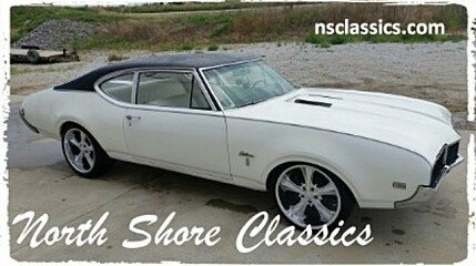 1968 Oldsmobile Cutlass for sale 100840696