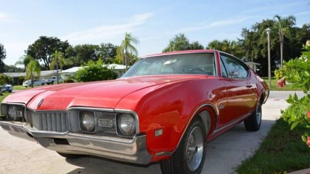 1968 Oldsmobile Cutlass for sale 101005814