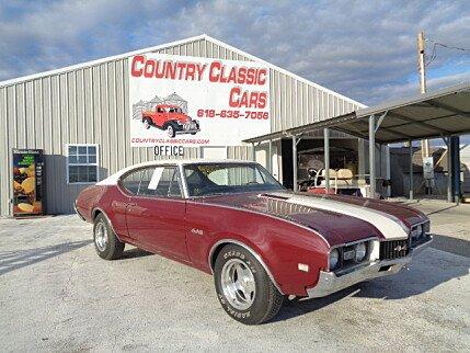 1968 Oldsmobile Cutlass for sale 100927347
