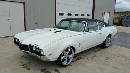 1968 Oldsmobile Cutlass for sale 100832219