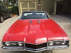 1968 Oldsmobile Cutlass for sale 100850834