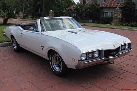 1968 Oldsmobile Cutlass for sale 100931863