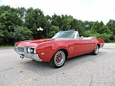 1968 Oldsmobile Cutlass for sale 100997301