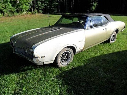 1968 Oldsmobile Cutlass for sale 101012513