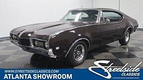 1968 Oldsmobile Cutlass for sale 101014435
