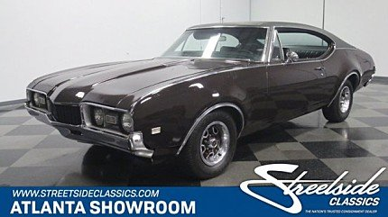 1968 Oldsmobile Cutlass for sale 101014435