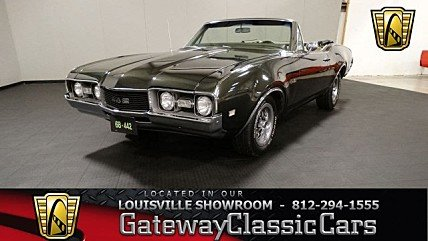 1968 Oldsmobile Cutlass for sale 101029623
