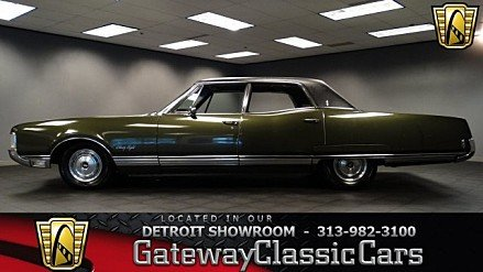 1968 Oldsmobile Ninety-Eight for sale 100767637