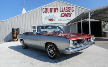 1968 Plymouth Barracuda for sale 100748925