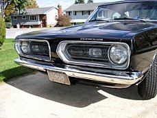 1968 Plymouth Barracuda for sale 100840768