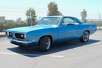 1968 Plymouth Barracuda for sale 100985235