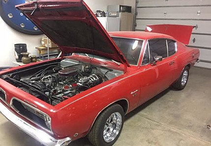 1968 Plymouth Barracuda for sale 100814646