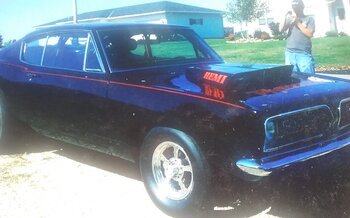 1968 Plymouth Barracuda for sale 100841416