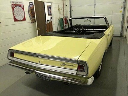 1968 Plymouth Barracuda for sale 100875271