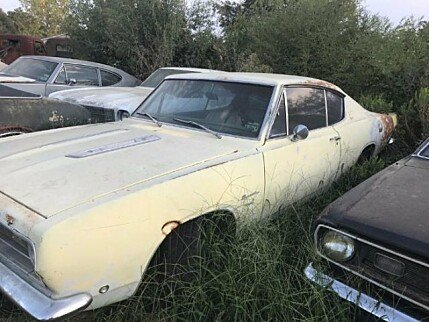 1968 Plymouth Barracuda for sale 100909327