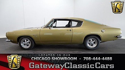 1968 Plymouth Barracuda for sale 100956882