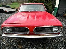 1968 Plymouth Barracuda for sale 100979649