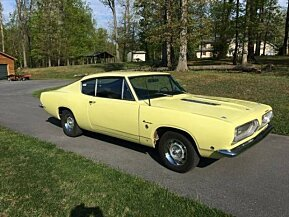 1968 Plymouth Barracuda for sale 100989705