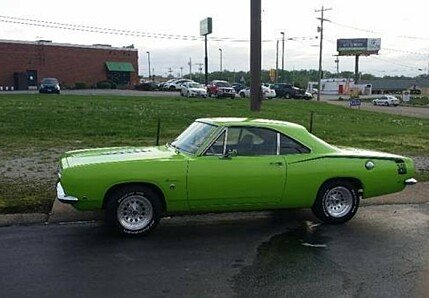 1968 Plymouth Barracuda for sale 101023540