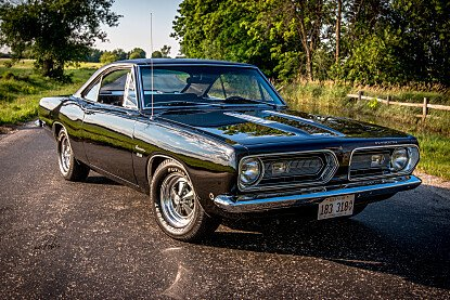 1968 Plymouth Barracuda for sale 101037537
