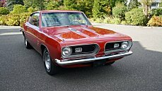 1968 Plymouth Barracuda for sale 101051451