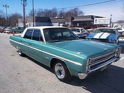 1968 Plymouth Fury for sale 100818515