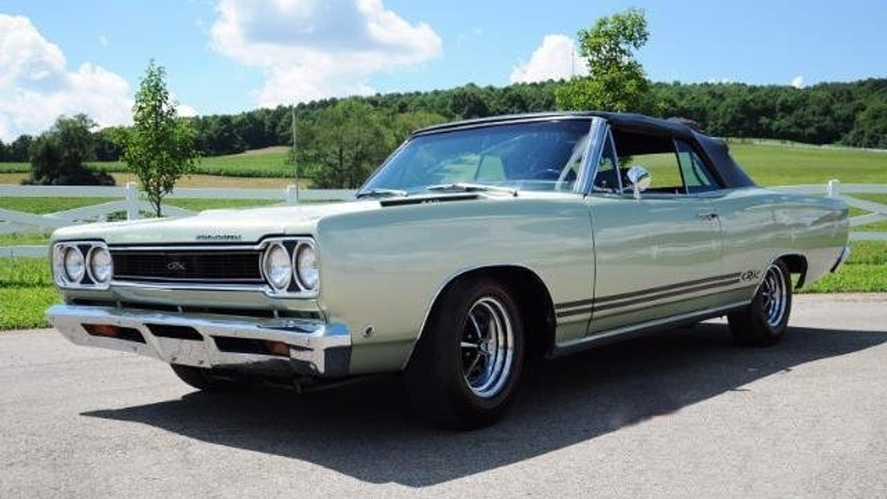 1968 Plymouth GTX for sale near Indiana, Pennsylvania 15701 ...
