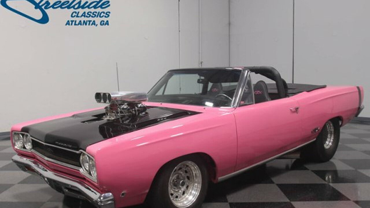 1968 Plymouth GTX for sale near Lithia Springs, Georgia 30122 ...