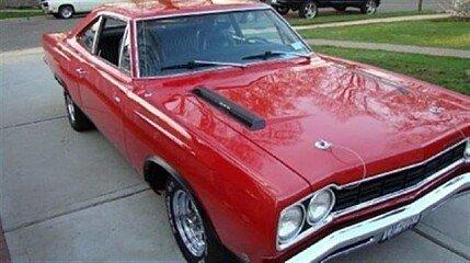 1968 Plymouth Roadrunner for sale 100780746