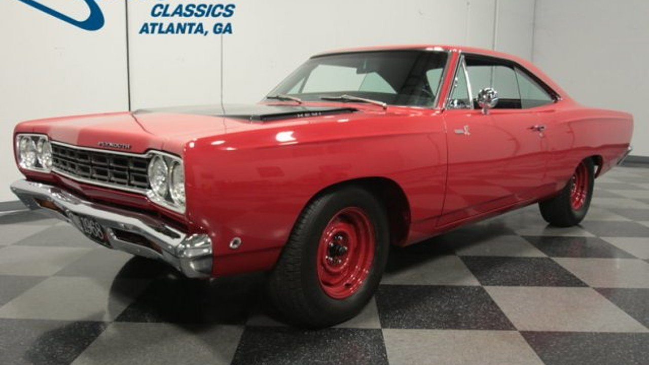 Plymouth Muscle Cars and Pony Cars for Sale - Classics on Autotrader