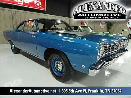 1968 Plymouth Roadrunner for sale 100860541