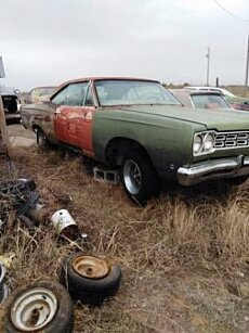 1968 Plymouth Satellite for sale 100806640