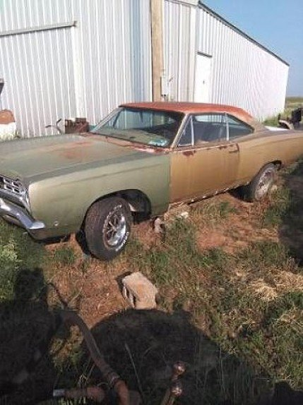 1968 Plymouth Satellite for sale 100828467