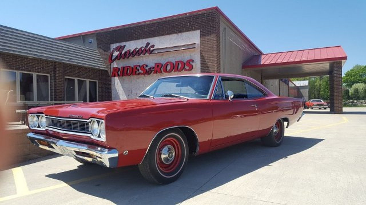 1968 Plymouth Satellite for sale 100872061