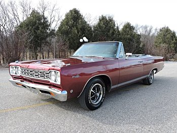 1968 Plymouth Satellite for sale 100929654