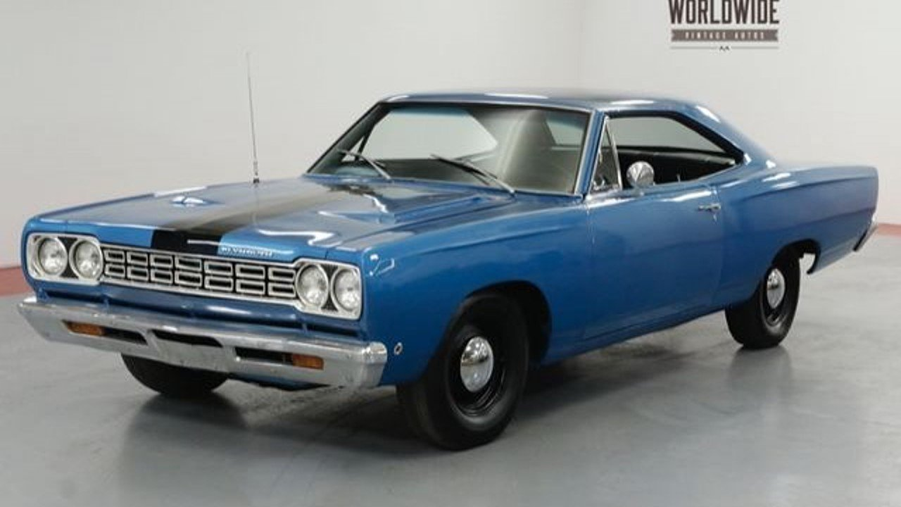 1968 Plymouth Satellite for sale near Denver, Colorado 80205 ...