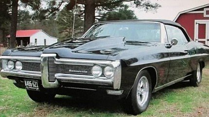 1968 Pontiac Bonneville for sale 100828595