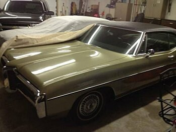 1968 Pontiac Bonneville for sale 100836620