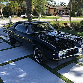 1968 Pontiac Firebird Coupe for sale 100752906