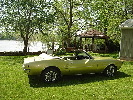 1968 Pontiac Firebird for sale 100765138