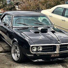 1968 Pontiac Firebird for sale 100853738