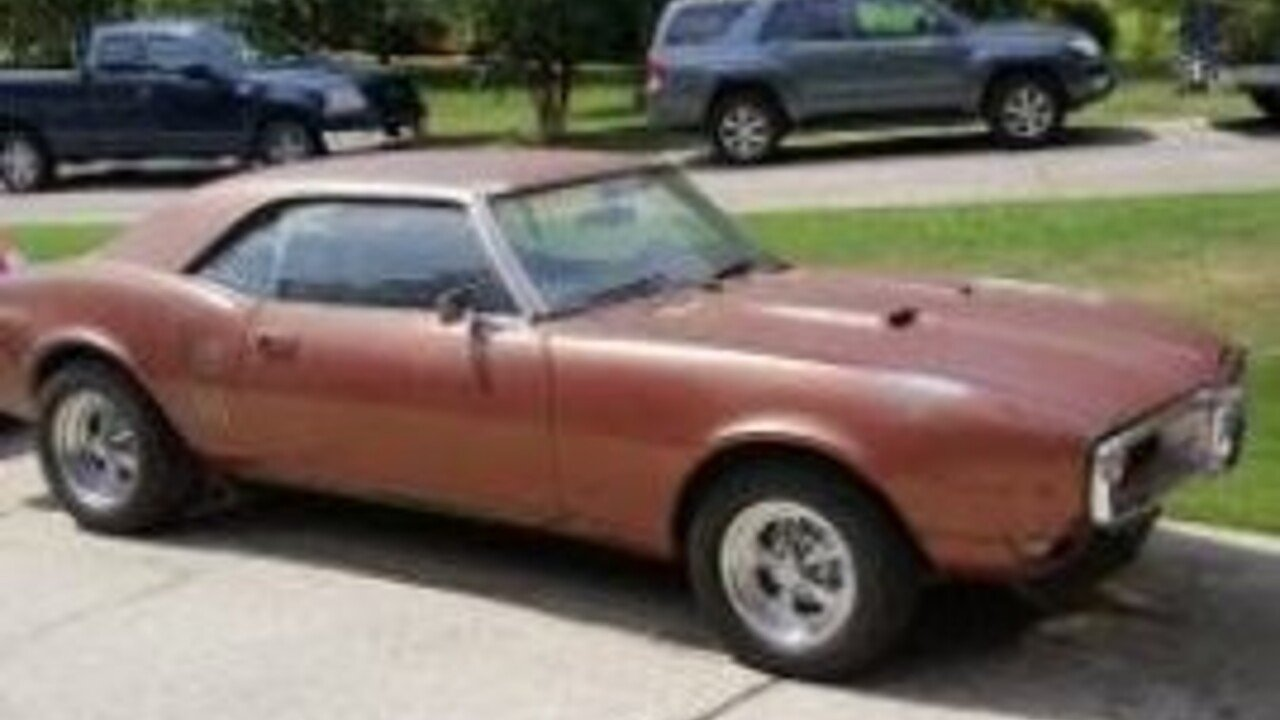 1968 Pontiac Firebird for sale 100861775
