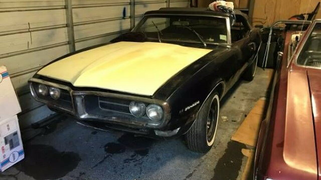 1968 Pontiac Firebird for sale 100900322