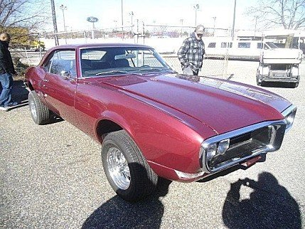 1968 Pontiac Firebird for sale 100780363