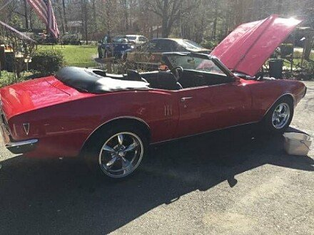 1968 Pontiac Firebird for sale 100828684