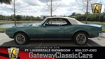 1968 Pontiac Firebird for sale 100853120