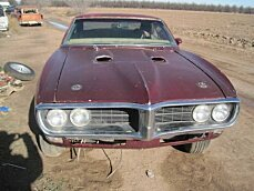 1968 Pontiac Firebird for sale 100863687