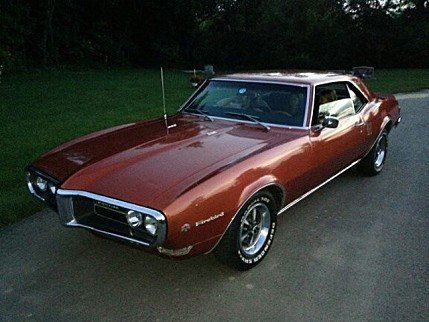 1968 Pontiac Firebird for sale 100874971